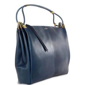 Authentic Lanvin Navy large tote